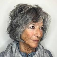 newest short hairstyles for older women hairiz