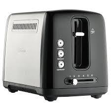 Sunbeam Cafe Series Toaster Sunbeam 2 Slice Metal Toaster Ta6320k Target Australia
