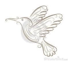 hummingbird tattoo u2013 sketch design tattooshunter com