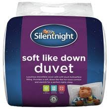 Silent Night Duvet Buy Silentnight Essentials 10 5 Tog Duvet Double At Argos Co Uk