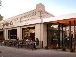 outdoor patio dining hospitality of steubens restaurant denver