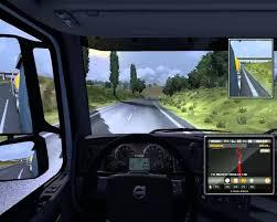 volvo sleeper truck euro truck simulator 2 volvo fh16 classic sleeper gameplay pc hd