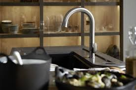 sensate touchless kitchen faucet faucet com k 72218 b7 cp in polished chrome by kohler
