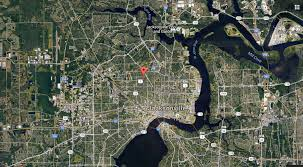 Jacksonville Fl Map Two Lots Next To Each Other In Jacksonville Florida Land Century
