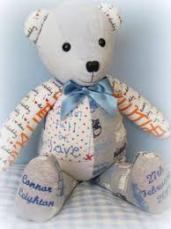 remembrance teddy bears memory remembrance crafts bears teddy