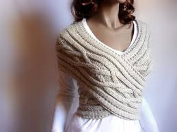 womens sweater knitted womens sweater cowl vest pattern tutorial