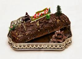 yule log cake wikipedia