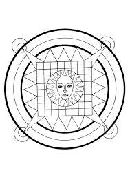 free printable mandala coloring pages image number 23 gianfreda net