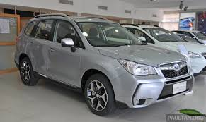 subaru xv malaysia 2017 subaru forester planned for ckd in malaysia new xv variant soon