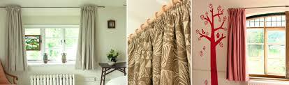 80cm Curtain Pole Pencil Pleat Curtains