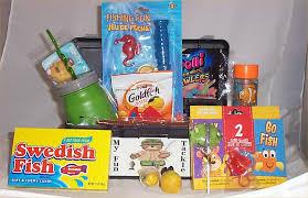fishing gift basket tackle box kids gift basket fishing gift lure kids cup
