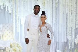 all white party gucci mane s livestreamed wedding made the all white party a thing