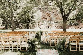 barefoot bohemian wedding in the mountains of colorado green