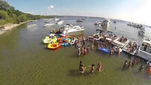 Vermont beaches images Btv floatzilla boat float party north beach burlington vt jpg