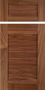 Cabinet Door Company Walnut Kitchen Cabinet Doors Transitional Contemporary Combination