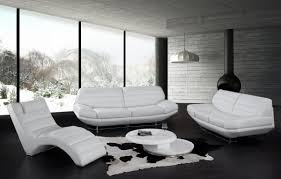 White Leather Sofa Set Home Design White Leather Sofa Set Andifurniture With 89