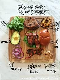gourmet sausage hawaiian sausage burger recipe home stories a to z