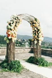 flower arch 25 beautiful wedding floral arches to get inspired weddingomania