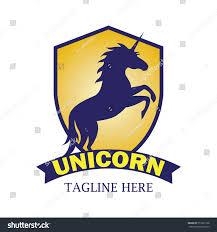 ferrari logo vector unicorn logo stock vector 553291168 shutterstock