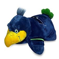 Seattle Seahawks Toaster Nfl Pillow Pets Seattle Seahawks Bed Bath U0026 Beyond