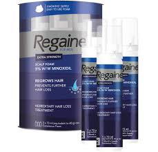hair loss treatment products regaine uk