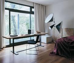 furniture creative round shape b u0026 b dining table with mdf wood