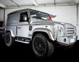 land rover defender 2016 hackett land rover defender ruskin design