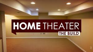 build home theater home theater build on vimeo