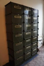 Industrial File Cabinet Industrial Filing Cabinet From Ribeauville 1930s For Sale At Pamono
