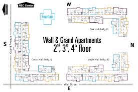 university floor plan floor plans university housing plan for apartment house 2nd