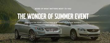 volvo co rickenbaugh volvo cars volvo wonder of summer event denver co