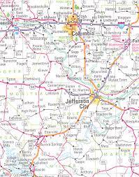 missouri map missouri map zoom