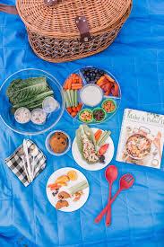 kids picnic basket a healthy kid friendly paleo picnic basket loubies and lulu