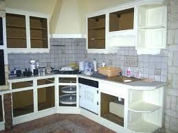 meuble de cuisine brut à peindre armoire pin brut e peindre comment renover une cuisine en bois