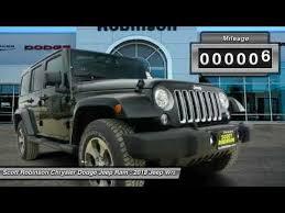 robinson chrysler dodge jeep ram 2018 jeep wrangler jk unlimited torrance ca 3180312