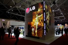 lg to dominate commercial display market with versatile led