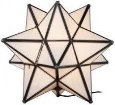 Star Table Moroccan Star Lamp Foter