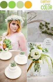 Green Color Palette by 136 Best Color Palettes Images On Pinterest Colors Wedding