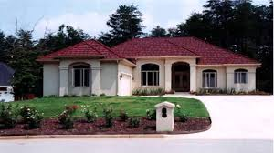 spanish style bungalow house plans youtube