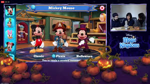 disney magic kingdoms u2013 halloween event livestream recap u2013 jaysen