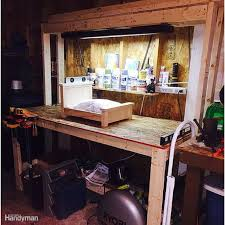 Simple Wood Workbench Plans by 40 Best Workbench Plans Images On Pinterest Woodwork Garage