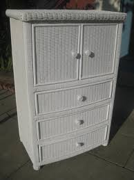 rattan bedroom dressers white wicker furniture uk best ideas