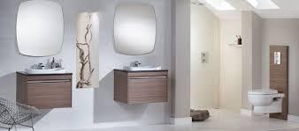 utopia halo contemporary bathroom furniture brighter bathrooms