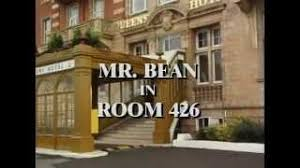 mr bean chambre 426 426 by bapse com