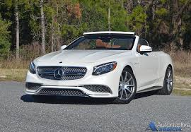 mercedes test 2017 mercedes amg s65 cabriolet review test drive