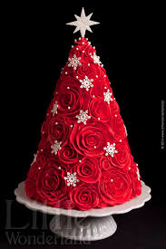 Christmas Cake Decorations Pinterest by Best 25 Christmas Tree Cake Ideas On Pinterest Christmas Tree