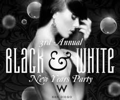 new years party in san diego 3rd annual 2015 black white new years party renaissance