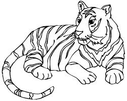 coloring page tigers coloring pages tiger printable tiger coloring pages tiger coloring