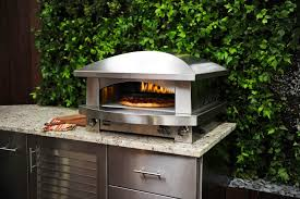 backyard pizza oven fireplace outdoor furniture design and ideas
