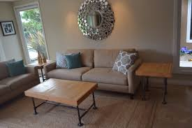 Deck Coffee Table - buy a custom bowling alley coffee table set the pin deck